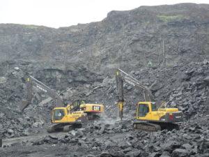 Ore Mining in Alipore, Gujarat