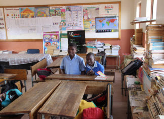 Post Colonial Education in South Africa