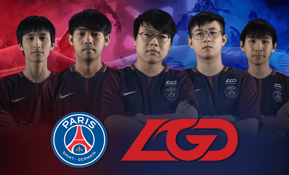 PSG.LGD Dota2 The Bastion