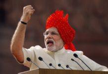 Narendra Modi PM India The Bastion
