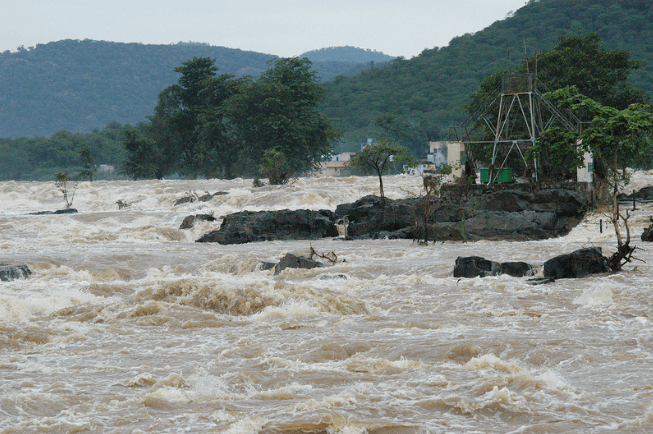 Cauvery Flood The Bastion