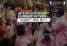 Swachh Bharat Internship The Bastion