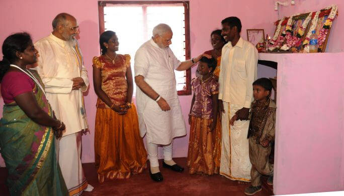 PM's remarks at the handing over of homes at Ilavalai North-West Housing Project site, Jaffna, Sri Lanka The Bastion