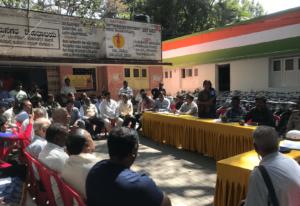 Ward Meeting Bangalore