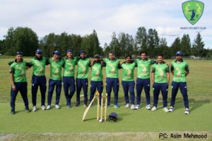 Sweden Cricket