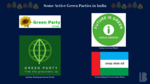 Green Parties India