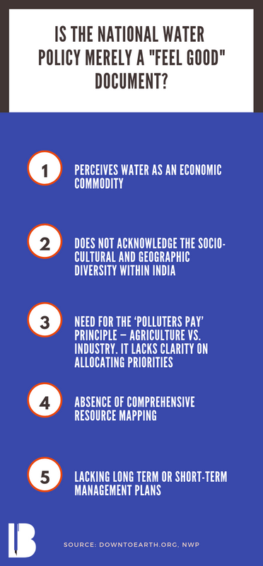 We know Meghalaya to be the first to implement its own Water Policy, but we are beginning to see initiatives amongst other states. For instance, in July 2019 the Haryana government took responsibility of management at the agricultural level. This included encouraging the use of less water-intensive crops and rain water harvesting mechanisms. Not only did the new crops help in conserving water resources but also saved farmers from incurring huge losses. Gradually, we are witnessing certain instances of responsibility towards the ecological needs of our time, while keeping the local problems, solutions and people at the Centre. Such initiatives are the need of the hour to keep up with the speed of environmental degradation we are faced with. The approach taken by Meghalaya will hopefully create ripple effects in other states in the face of the worrying water crisis we are confronted with. In light of the critical water shortage in Southern regions like Chennai, the need to adopt State Water Policies is urgent. Community participation and proportional responsibility are key to any policy that aims for sustainable development today. The Bastion